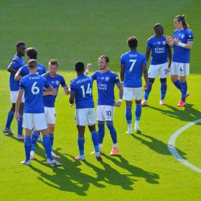 Leicester seguirá recebendo seus adversários