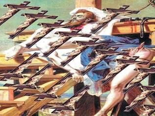 Para cada herói esquartejado, um milhão de abrutes chupando o sangue e roendo os ossos