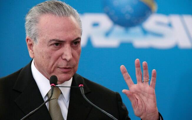 Temer lamentou a forma como o ex-ministro Paulo Bernardo foi detido ontem pela Polícia Federal