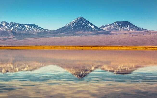 O aplicativo Chile 360 permite que o turista conhece diversos pontos turísticos do país.