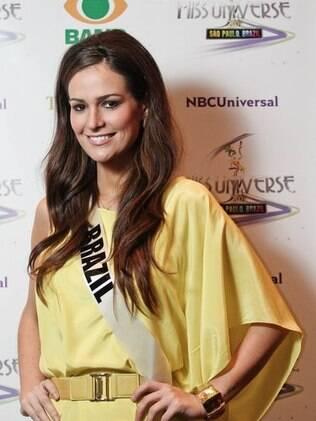 Priscila Machado, Miss Brasil