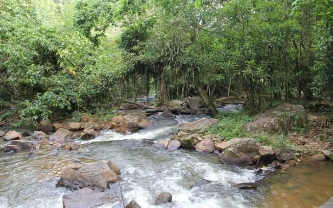 Em Bonito você tem a oportunidade de visitar o Ecoparque e praticar rapel, tirolesa e arvorismo