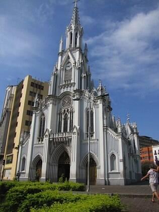 Igreja da Ermita é o cartão postal mais popular