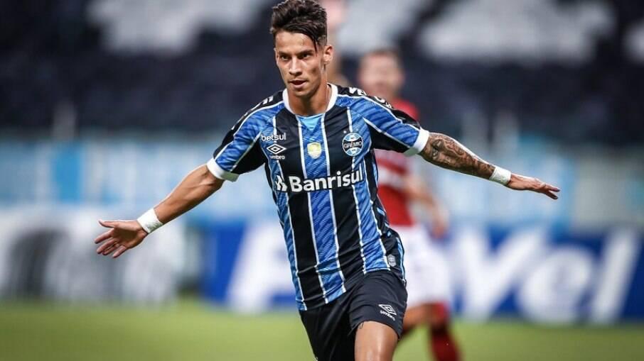 Ferreirinha é o destaque do Grêmio nesse início de temporada