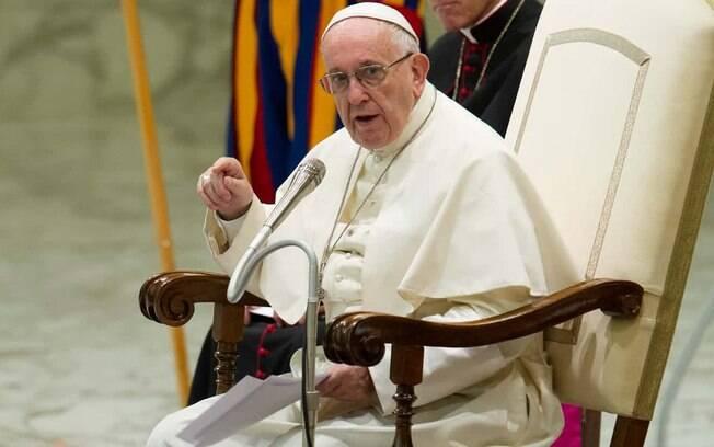 Papa Francisco trouxe mensagem em defesa das mulheres