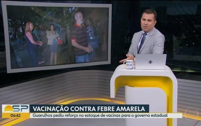 Rodrigo Bocardi apoia entrevistado após desabafo surgir ao vivo