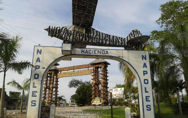 Visite os lugares em que Narcos foi gravado, como a Hacienda Nápoles