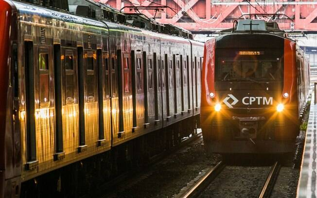 CPTM prosseguirá com as obras de modernização em suas linhas durante feriado de Páscoa