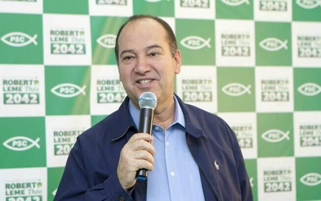 Pastor Everaldo foi candidato do PSC à Presidência