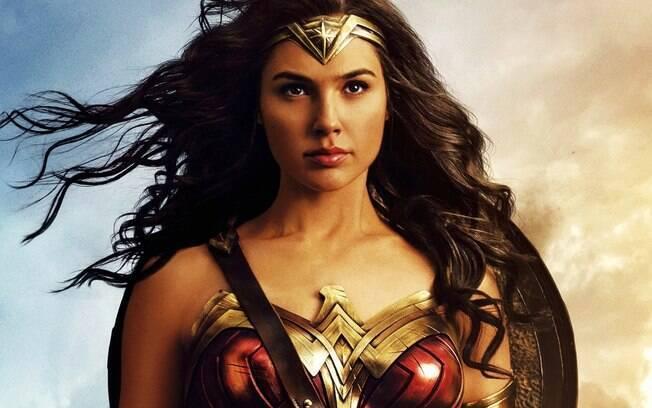 A super-heroína Mulher Maravilha também pode ser tema da festa de aniversário dos seus filhos