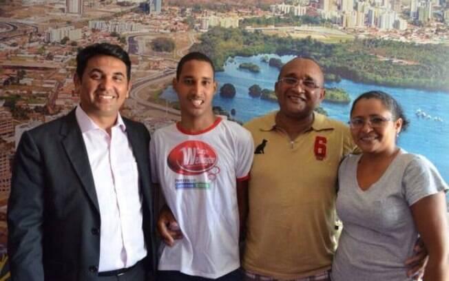 Aluno nota mil do Enem 2014, o maranhense Luis Henrique sonhava em entrar em curso superior