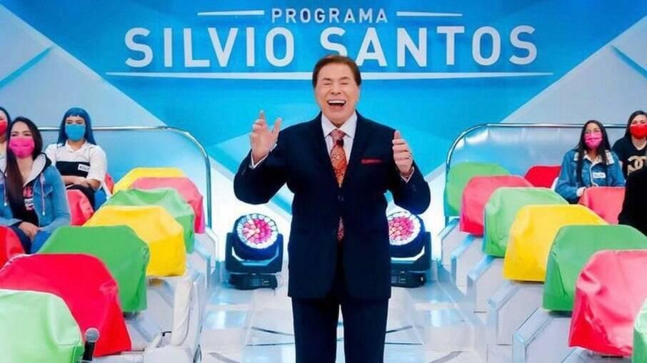 Silvio Santos não quis ocupar leito de hospital