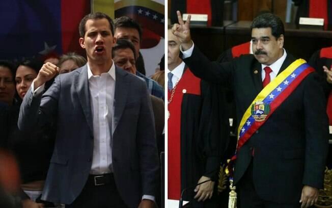 Presidente da Assembleia Nacional, Juan Guaidó, declarou-se presidente da Venezuela