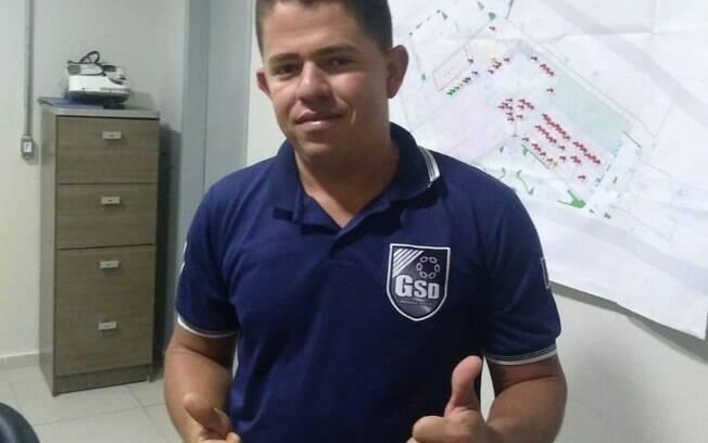 Claudiano da Silva Ramos guardou todo o dinheiro e devolveu a dono