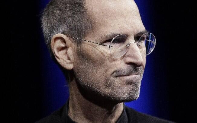 Steve Jobs foi um dos fundadores da Apple