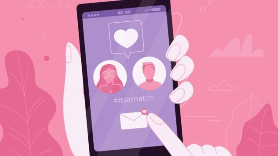 A maioria das mães buscam relacionamento sério em apps