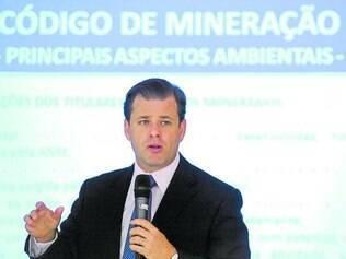 Imbróglio. A indicação de Leonardo Quintão para relatar projeto rendeu críticas da base de Dilma