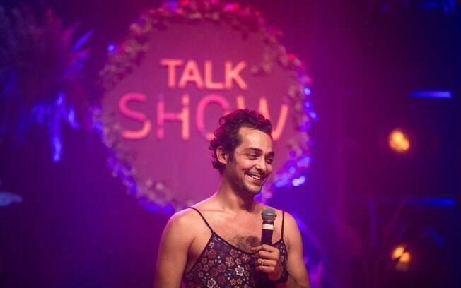 Eduardo Sterblich brilha no teatro e na TV