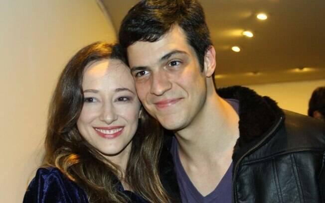 Mateus Solano e Paula Braun: os dois são pais de Flora, de 11 meses
