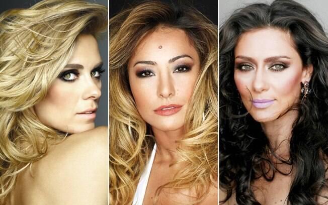Carol, Sabrina e Maria Fernanda são atendidas pela equipe de Biaggi