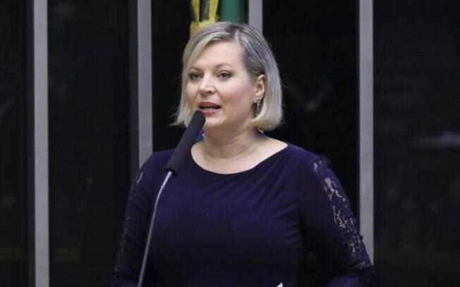 Joice Hasselmann é candidata à Prefeitura de São Paulo pelo PSL