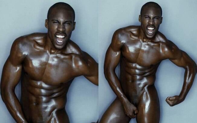 Rodrigo Moraes fez ensaio sensual