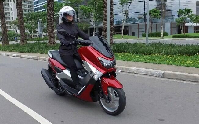 Yamaha NMAX 160 ABS é destaque em segurança entre as motos seminovas, mas não oferece só isso