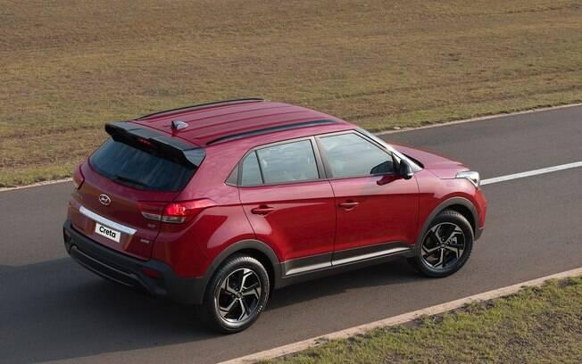 Hyundai Creta Sport: o único SUV com 0 a 100 km/h abaixo dos 10 segundos
