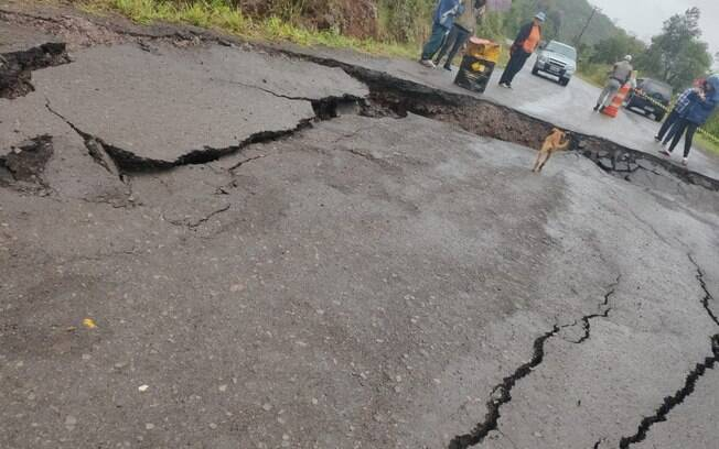 Estragos no RS causam prejuízo ao estado e a moradores
