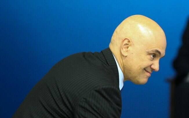 Ministro da Justiça de Temer, Alexandre de Moraes negou ter passado orientações ao chefe da PF