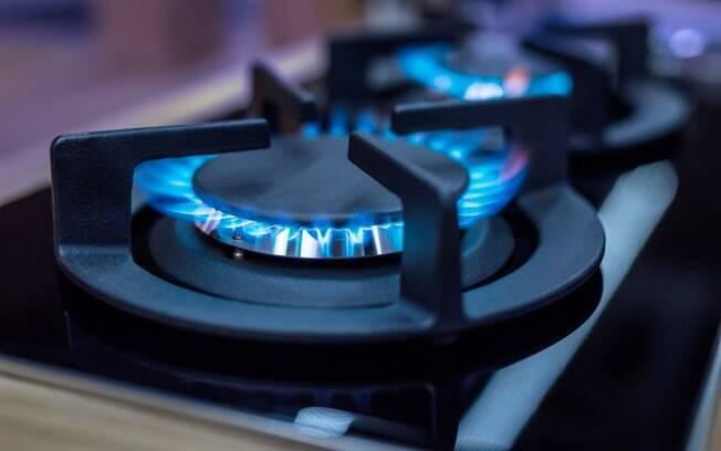gás de cozinha