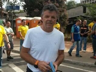 Gilmar, um dos goleiros da Copa de 1994, acredita nesta seleção