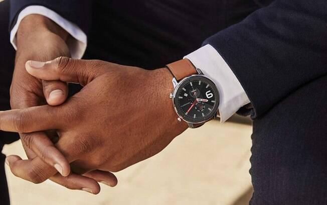 O relógio da Xiaomi custa apenas R$ 760