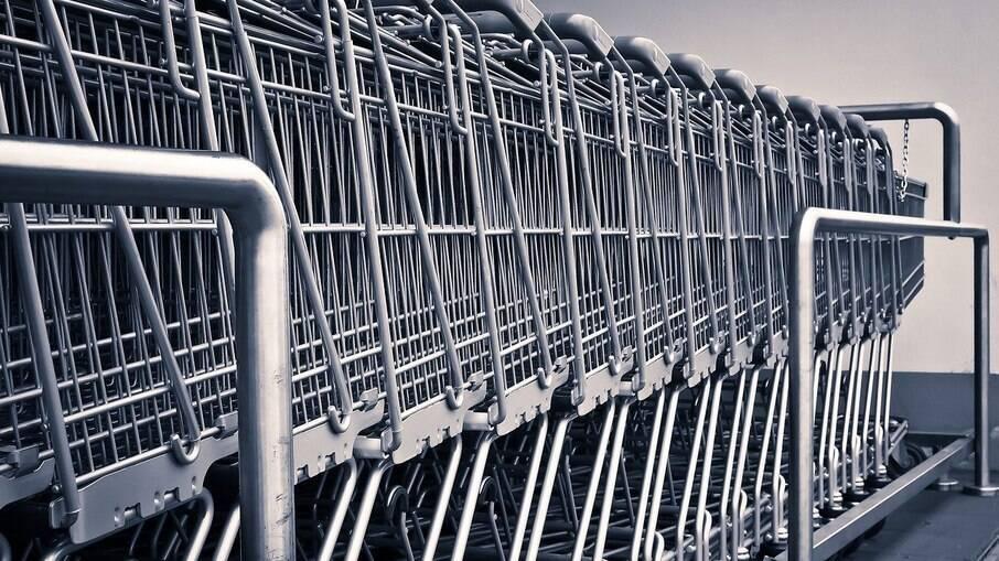 Vendas nos supermercados sobem nos primeiros meses