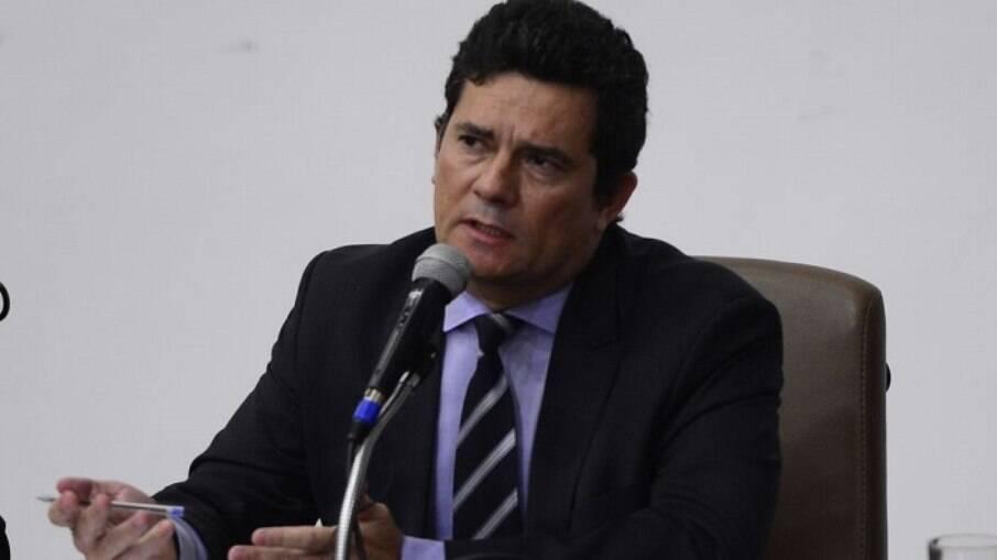 Sergio Moro, ex-ministro da Justiça e Segurança Pública