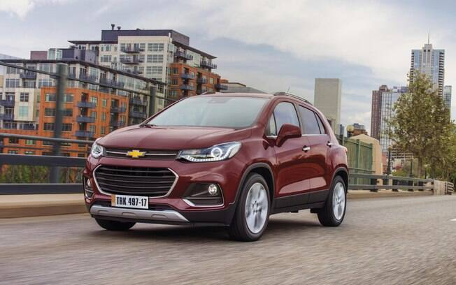 Além do novo design, o Chevrolet Tracker passa a contar com o  competente motor 1.4 turbo flex de 153 cv, o mesmo do Cruze.