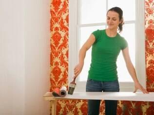 Pequenas intervenções periódicas garantem que a casa esteja sempre com cara de nova