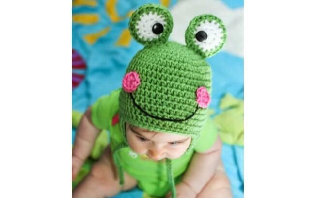 9d0b03a5c1b1f 60 modelos de toucas para bebês e crianças - Filhos - iG