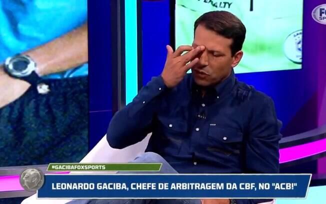 Leonardo Gaciba escapou de três acidentes fatais enquanto era árbitro de futebol
