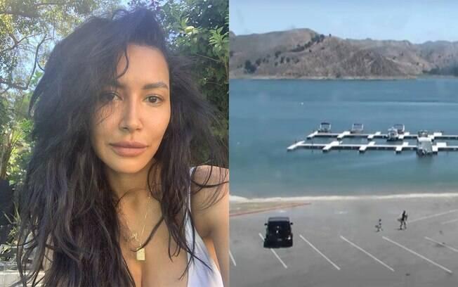 Polícia divulga vídeo de Naya Rivera alugando barco