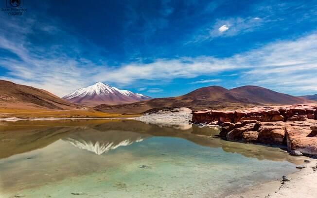 Ao viajar pelo mundo, eles perceberam que estavam se sentindo mais saudáveis, além de conhecerem lugares lindos