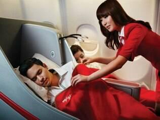No disputado mercado da aviação, árabes e asiáticas crescem com foco em serviço