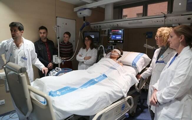 Hipotermia foi apontada pelo médico como parte do sucesso para reanimação.