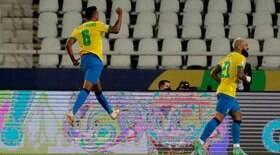 Seleção Brasileira goleia Peru e assume liderança isolada do Grupo B