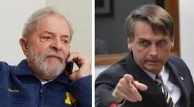 Bolsonaro perderia eleição de 2022 para Lula, diz pesquisa