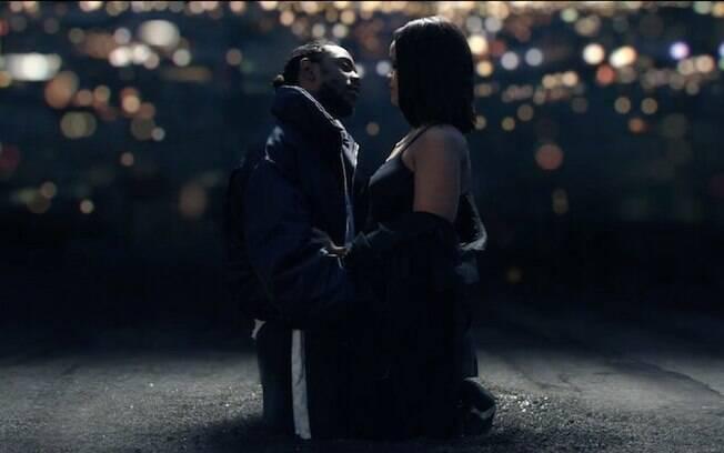 Rihanna e Kendrick Lamar se envolvem em diversos perigos na noite urbana de