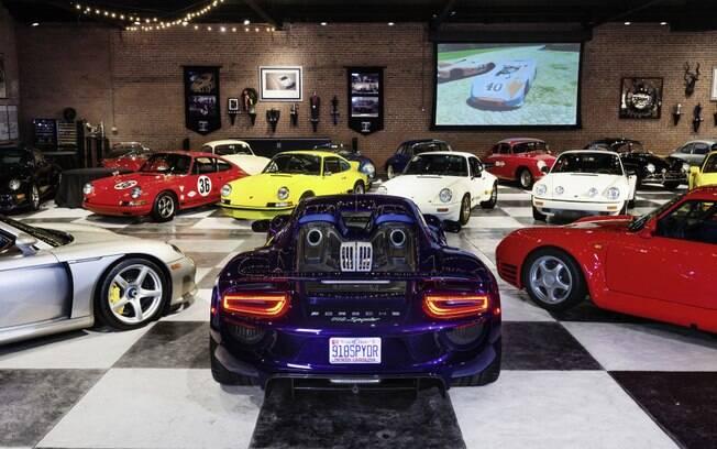 Coleção com 80 Porsche foi danificada com explosão à gás, junto a outros 15 edifícios ao redor