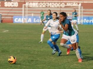 Centro Olímpico, atual campeão, teve tarde brilhante em goleada por 4 a 0 sobre Avaí, na quarta-feira
