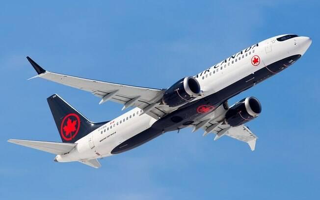 Canadá libera o Boeing 737 MAX para voos comerciais