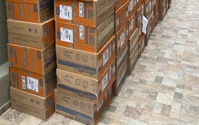 Coletivo de Campinas entregará 10 mil absorventes às mulheres carentes hoje
